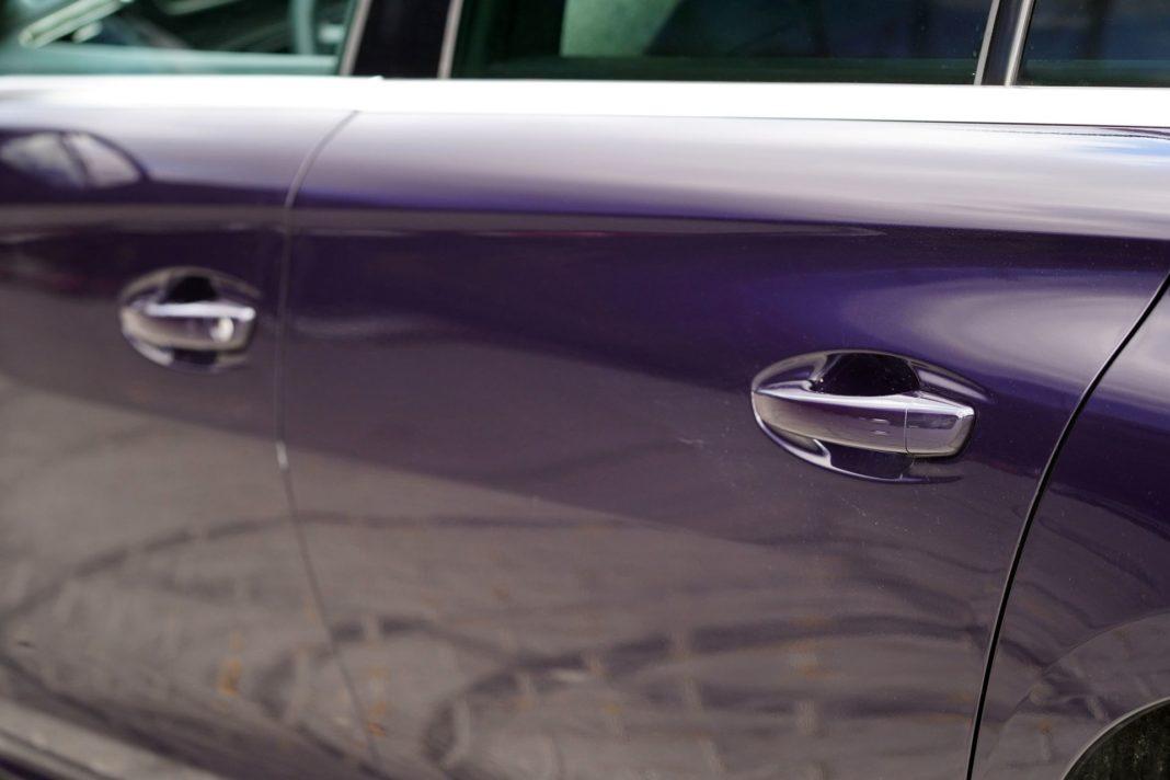 Peugeot 508 SW - klamki