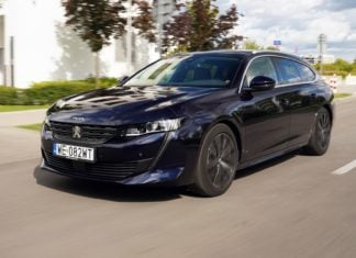 Peugeot 508 SW 1.6 PureTech EAT8 Allure – TEST