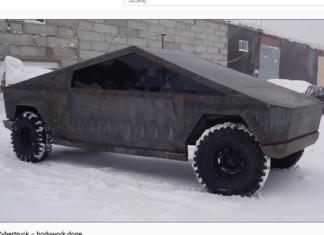 Tesla Cybertruck za grosze? Mechanicy z Syberii mają rozwiązanie!