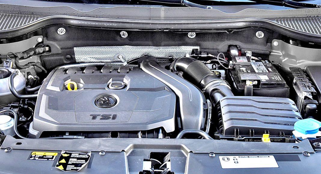 Skoda Karoq 1.5 TSI 150 4x4 DSG Style – silnik