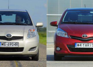 Używana Toyota Yaris II i Toyota Yaris III: którą generację wybrać?