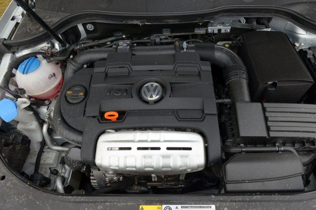 Używany Volkswagen Passat B7 - silniki