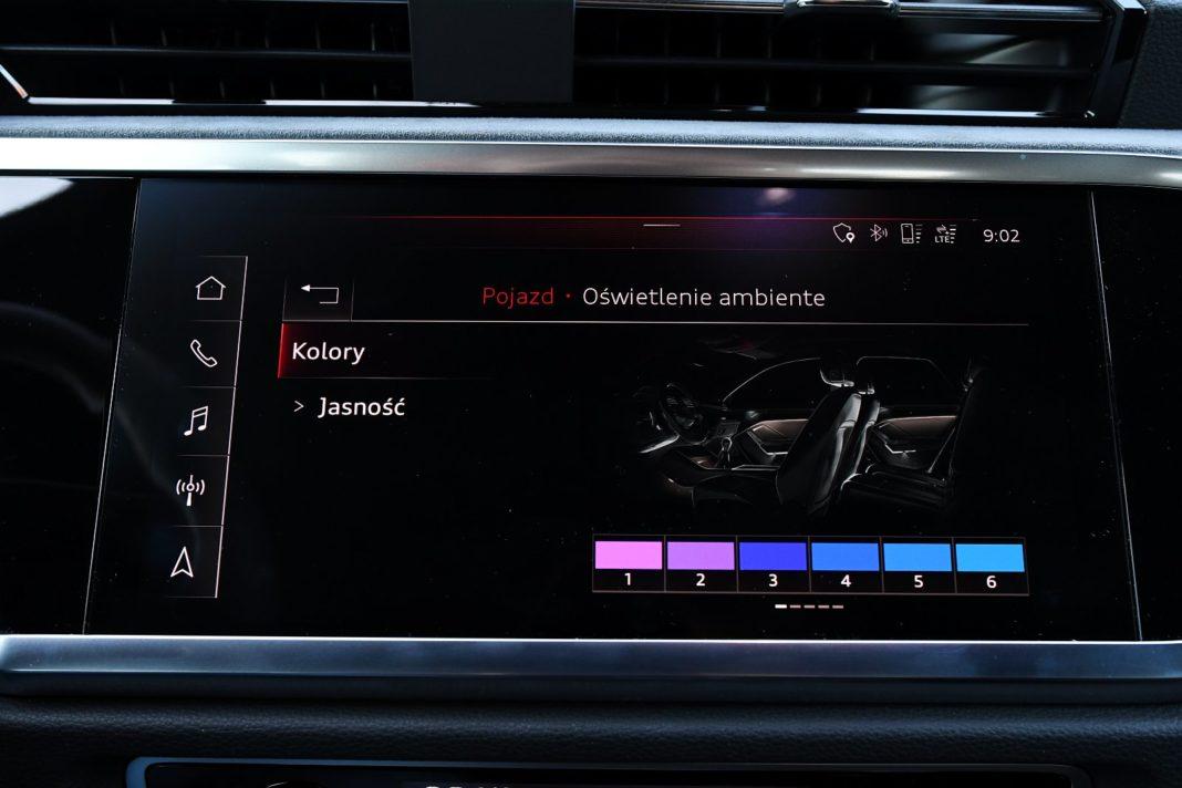 audi q3 sportback 45 tfsi quattro s tronic test 2020
