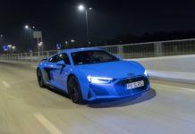 Audi R8 V10 performance quattro S tronic