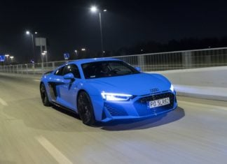 Audi R8 Coupe V10 performance 2020 – test