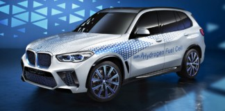 BMW X5 Hydrogen
