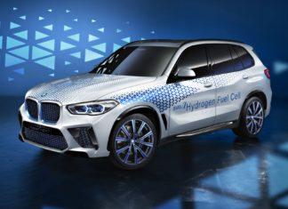 BMW stawia na napęd wodorowy