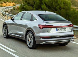 Audi e-tron Sportback – ceny w Polsce