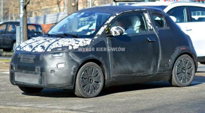 Fiat 500e (2020)