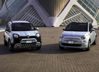 Fiaty 500 i Panda z nowym silnikiem. To hybryda!