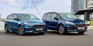 Ford S-Max i Ford Galaxy
