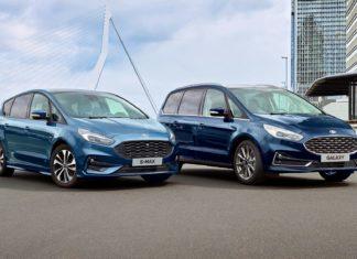 Ford Galaxy i S-Max nie znikają z rynku. Będą hybrydami