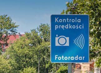 Fotoradary. O ile km/h Polacy najczęściej przekraczają prędkość?