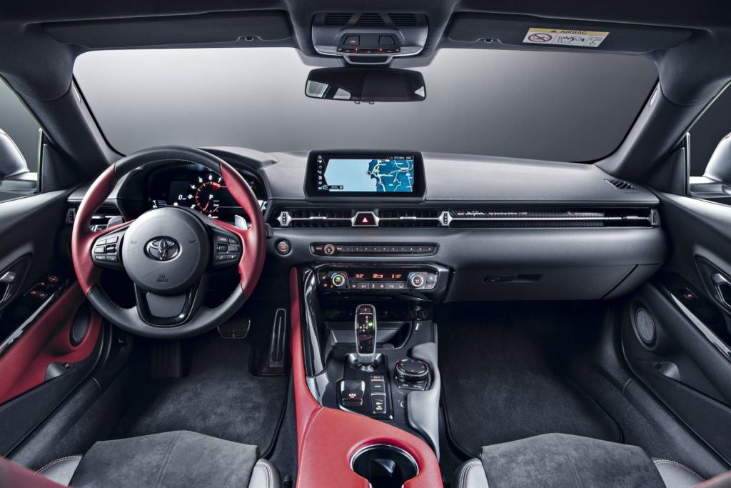 Toyota GR Supra (2020)
