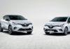 Renault Captur E-Tech Plug-in i Renault Clio E-Tech