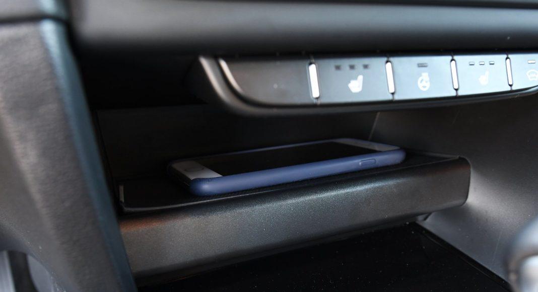 Kia XCeed 1.4 T-GDI XL - ładowarka indukcyjna