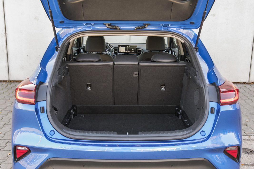Kia XCeed 1.4 T-GDI XL - bagażnik