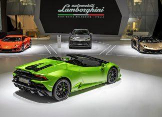 Lamborghini ogranicza produkcję, bo... ma za dużo klientów