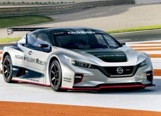Wyścigowy Nissan Leaf ma ponad 320 KM i świetnie wygląda