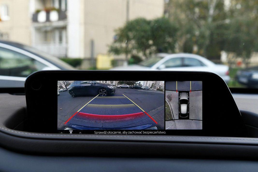 Mazda CX-30 2.0 Skyactiv-G Hikari - kamery parkowania