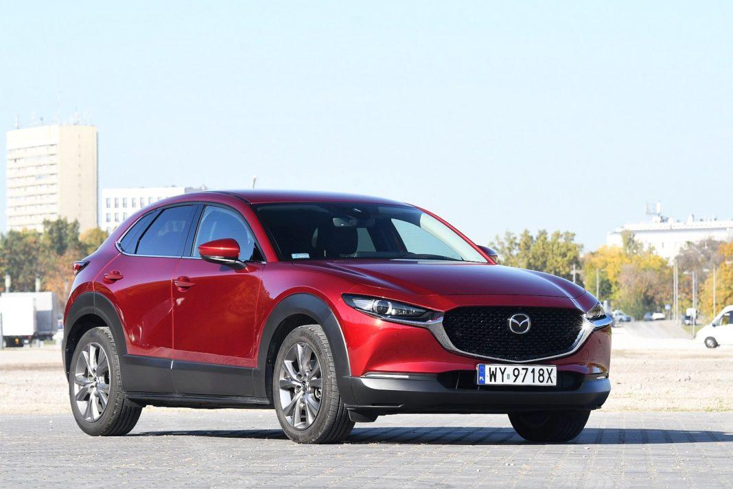 Mazda CX-30 2.0 Skyactiv-G Hikari - przód
