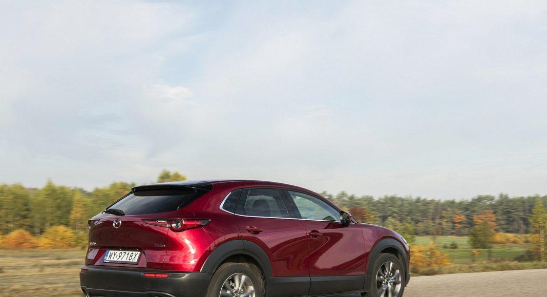 Mazda CX-30 2.0 Skyactiv-G Hikari