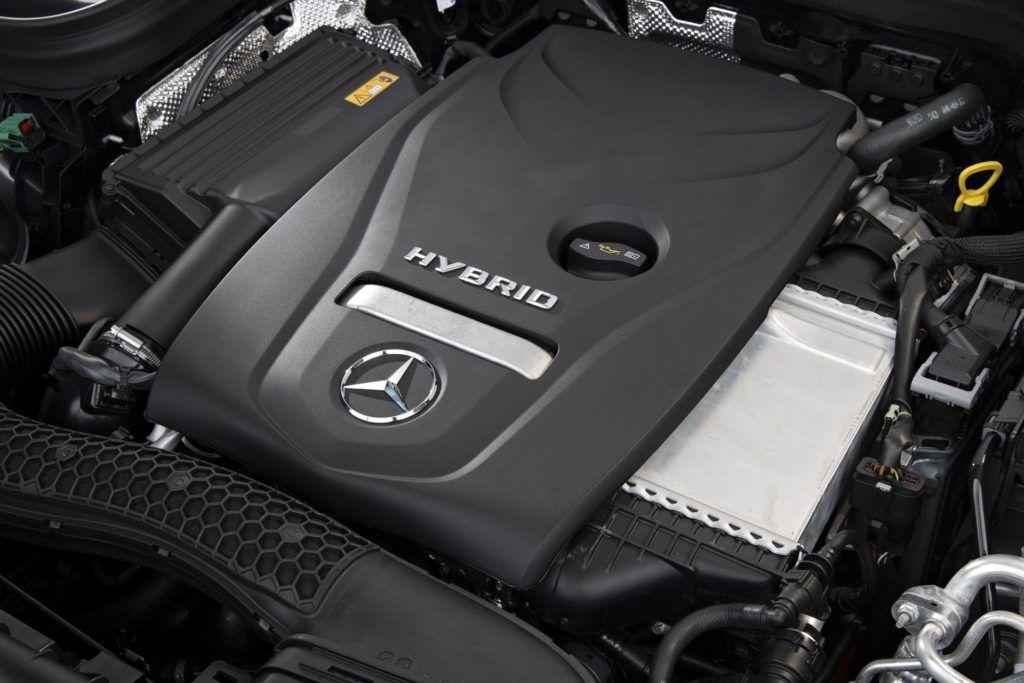 Mercedes GLC 300 e