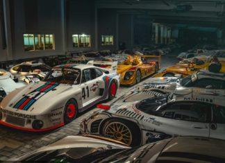 Z wizytą w magazynach muzeum Porsche
