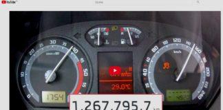 ponad milion przebiegu w Fabii