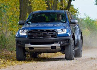 Ford Ranger Raptor otrzyma silnik V8 z Mustanga