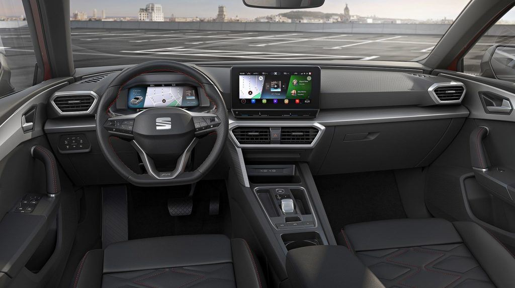 Seat Leon IV (2020)