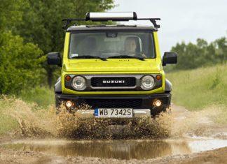 Suzuki Jimny świetnie się sprzedaje i… znika z Europy!