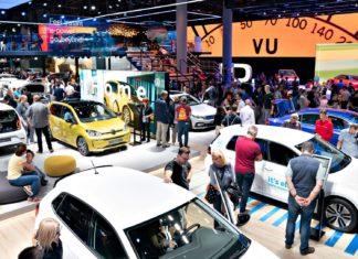 Salon samochodowy we Frankfurcie zmieni lokalizację?