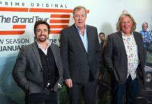 Richard Hammond, Jeremy Clarkson i James May