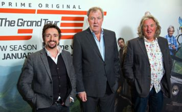Richard Hammond, Jeremy Clarkson i James May