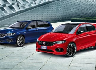 """Fiat Tipo """"More"""". Bogatsze wyposażenie w atrakcyjnej cenie"""