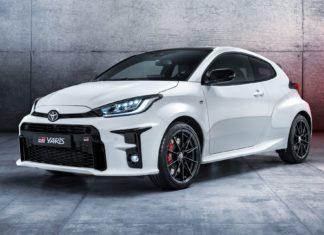 Nowa Toyota GR Yaris. 261 KM i napęd na cztery koła