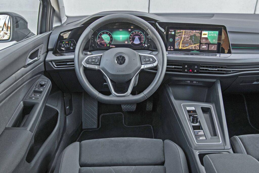 Volkswagen Golf VIII (2020)