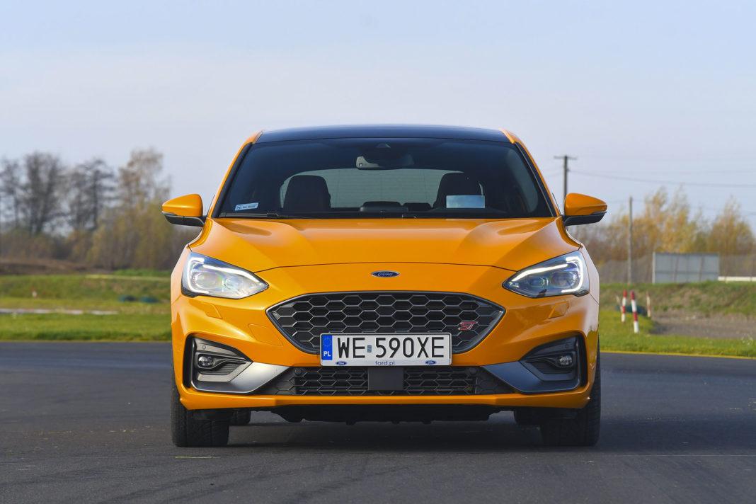 2020 Ford Focus ST - przód