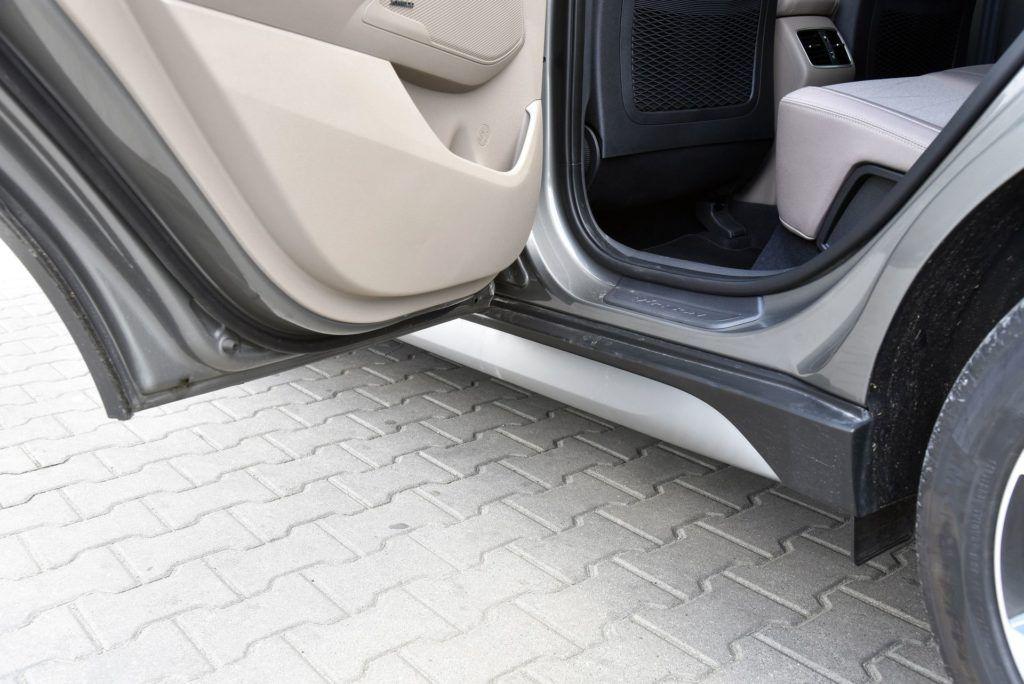 HYUNDAI Tucson III FL Premium 1.6Turbo-GDi 177KM 7AT DCT FWD WE229VY 06-2019