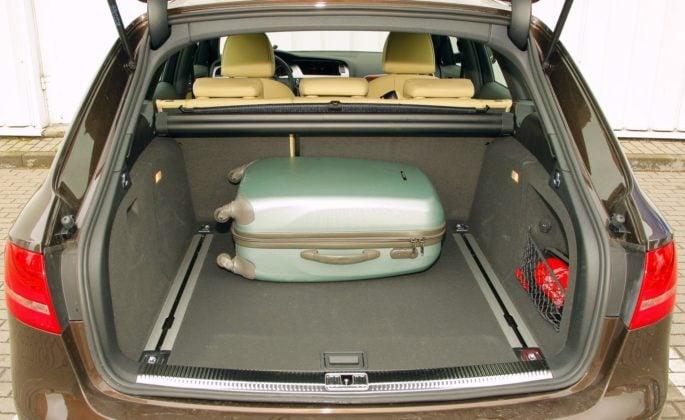 AUDI A4 B8 Allroad 2.0TDI 170KM 6MT Quattro PO661LC 05-2009
