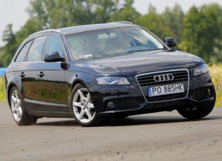 Używane Audi A4 B8 (2008-2015) - opinie, dane techniczne, spalanie, wymiary