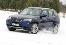 BMW X3 F25 xDrive35i 3.0T R6 306KM 8AT WI5979N 02-2011