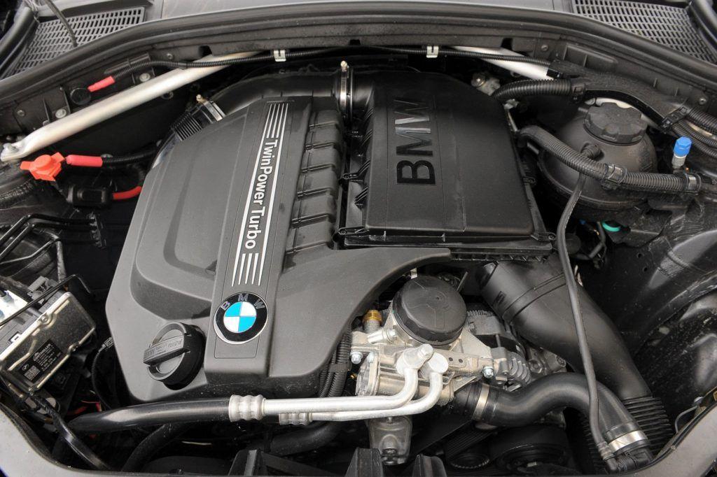 BMW X3 F25 xDrive35i 3.0T R6 306KM 8AT WI5979N 02-2011