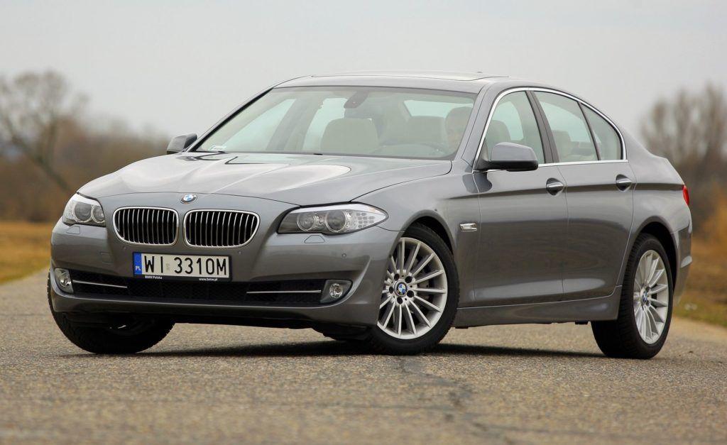 BMW 535i F10 3.0T R6 306KM 8AT WI3310M 10-2010