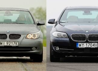 Używane BMW serii 5 (E60) i BMW serii 5 (F10) - którą generację wybrać?