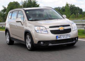 Używany Chevrolet Orlando (2010-2018) - opinie, dane techniczne, typowe usterki