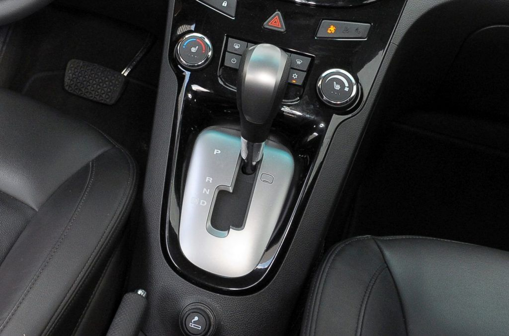 Chevrolet Orlando - lewarek