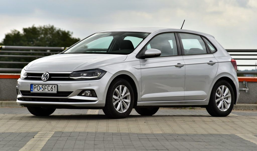 VOLKSWAGEN Polo AW Highline 1.0TSI 115KM 7AT DSG PO5FC61 08-2018