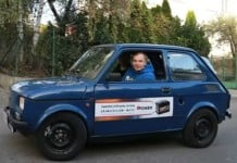 Elektryczny Fiat 126p